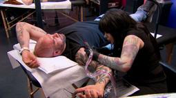 Elimination Tattoo: Hour Glass - Part I