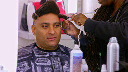 Behind The Scenes: CeeLo Green and Russell Peters