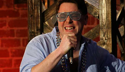 Greg Miller Performs 'Uptown Girl' by Billy Joel