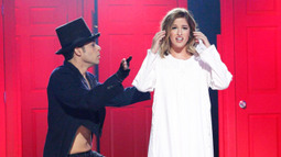 Cassadee Pope Syncs Panic! At The Disco