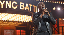 Don Cheadle Performs 'Real Love' By Mary J. Blige