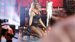 Laverne Cox Rocks Out To Nicki Minaj's 'Roman's Revenge'