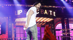 Chris D'Elia Performs Demi Lovato's 'Cool For The Summer'