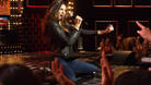 Nina Dobrev Performs Marvin Gaye's 'Let's Get It On'