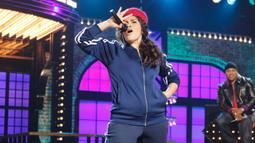 America Ferrera Syncs 'Gossip Folks' By Missy Elliott