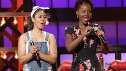 Lupita Nyong'o vs. Regina Hall