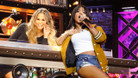 Christina Milian Performs Justin Bieber's 'Baby'