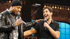Josh Peck Performs 'What Do You Mean?'