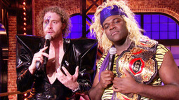 Beyond The Battle: TJ Miller vs. Sam Richardson