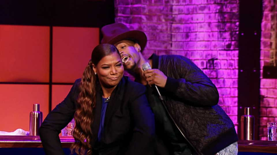 Queen Latifah vs. Marlon Wayans