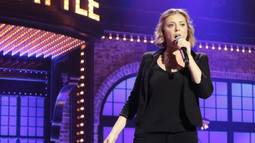 Rachel Bloom Performs 'I Want It That Way'