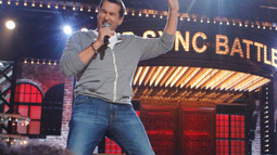Sneak Peek: Rob Riggle Performs N.W.A's 'Express Yourself'