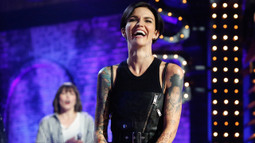 Ruby Rose Syncs 'Bitch' By Meredith Brooks