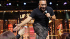 Russell Peters Lip Syncs To The Four Seasons