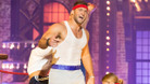 Sneak Peek: Tim Tebow Performs 'Eye Of The Tiger'