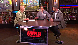 "Get Involved with ""Spike's MMA Uncensored Live"""