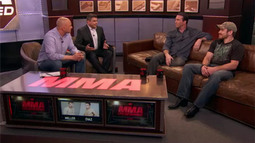 Jim Miller talks Nate Diaz, Lightweights