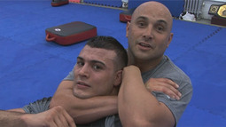 Exclusive: Our Guys Hit the Mats