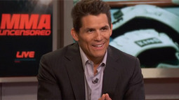 Frank Shamrock on Dana White, UFC Hall of Fame