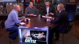 Tito Ortiz on Fighting and Fishing