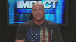 Kurt Angle on King Mo, Brock Lesnar