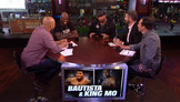 Bautista and King Mo Talk MMA vs. Pro Wrestling