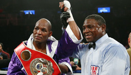 Bernard Hopkins Defies Age, Logic, and Reason to Become Oldest Major Champion in Boxing History