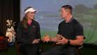 Golf With Lexi Thompson
