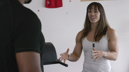 CrossFit Games Champ Camille Leblanc-Bazinet