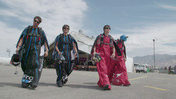 Skydiving with the GOPRO Bomb Squad