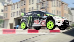 Precision Driving with Ken Block