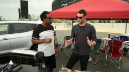 Tailgate with Dhani and Chef Sam Talbot