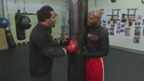 Up Close with Bernard Hopkins