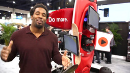Dhani Jones at CES: Turn Your iPhone Into an Action Sports Cam