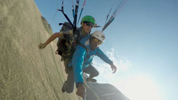 Playbook 360: Paragliding with Nick Greece