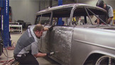 Search & Restore: '55 Chevy Handyman Wagon Part II
