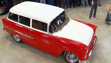 Search & Restore: '55 Chevy Handyman Wagon Finale