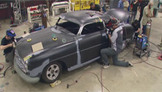 Search & Restore: '51 Hudson Hornet Part II