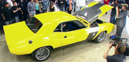 Search & Restore: '74 Challenger Finale