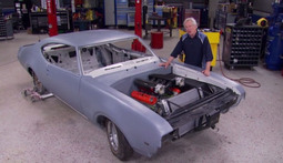 Detroit Muscle: Hurst Olds: Aluminum Air Box
