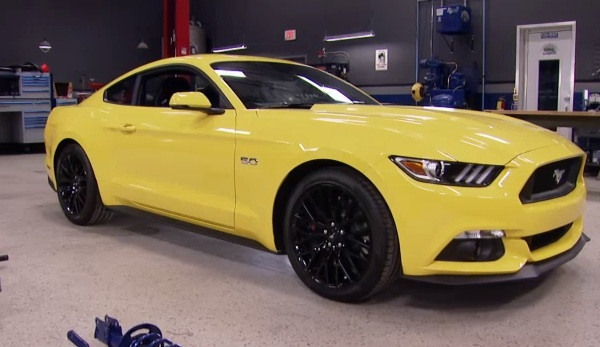 Detroit Muscle: Gen 6 Mustang: Suspension
