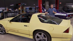 Detroit Muscle: Low Buck Iroc Interior