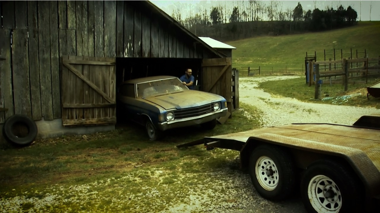 Detroit Muscle: Barn Find Bow Tie