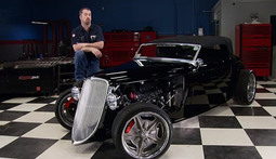 Engine Power: Rattle Can Rod:  Roller