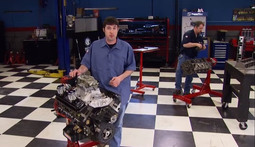 Engine Power: Project:  Dirt Devil Chevy