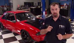 Engine Power: Barley Legal Mustang: Facelift