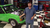 Engine Power: Lime Dime: 427 Big Block