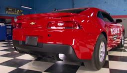 Engine Power: Camaro Combat Prep