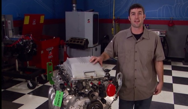 Engine Power: Cadillac LSA 427 Stroker Part 1
