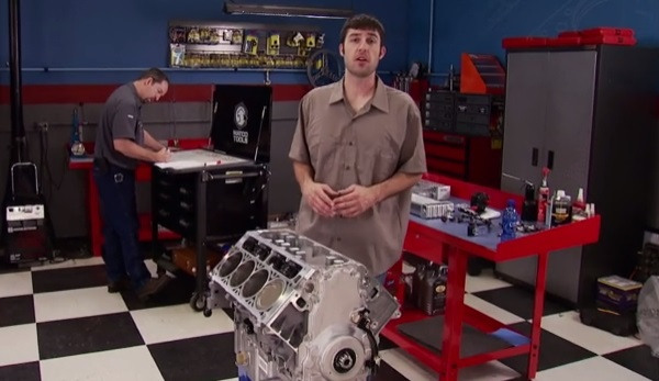 Engine Power: Cadillac LSA 427 Stroker Part 2